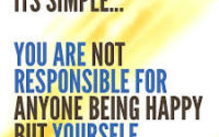 Be responsible, happiness, respect,study