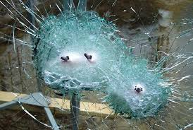 bullet proof glass,