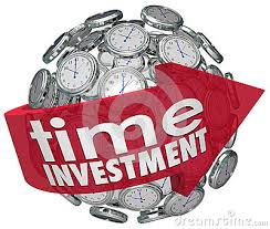 time, best investment,