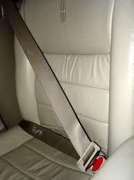 seat belt, inertia, moving forward, car