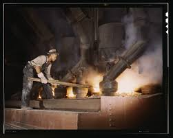 smelting,metal