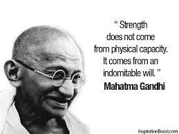 Mahatma Gandhi 1