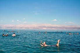 Dead Sea: Difference from other water bodies