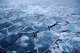 ice, dense, water