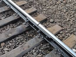 rail track, stone, heat expansion