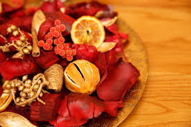potpourri, tradition