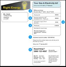 electricity bill 3