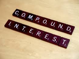 Compound interest- The reason to start saving today
