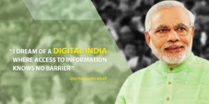 knowledge economy, Digital India, India, e-governance, internet, electronically, BJP, Government, interconnect, India, programme