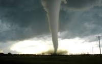 tornado, tornadoes, cloud, mature stage, twister, whirlwind, rotating, column, devastating, furious,