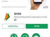 BHIM, Bharat Interface for Money, UPI, NPCI, e-wallet, Lucky Grahak Yojana, Digi Dhan Vyapar Yojana, less cash economy, digital banking , digital Payments, bank account, smart phone, demonetisation