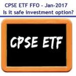 CPSE ETF, Maharatna, Navratna and Miniratna Companies