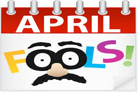 April Fool's day, April 1, celebration, pranks, practical joke, yell, merriment, Canterbury Tales, Geoffrey Chaucer, Gregorian calendar