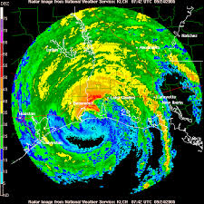 What is the role of Doppler radar in weather forecasting?