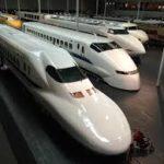 Bullet Train Service (Shinkansen Service)