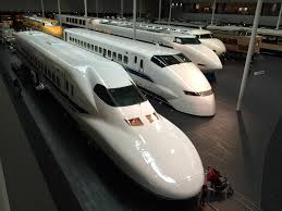 Bullet Train Service (Shinkansen Service)
