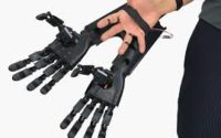 YouBionic 3D Printed Hand, Prosthetic , YouBionic, 3D Hand, sintering, 3D printing technology, human body, machine, augmented human, bionic hand