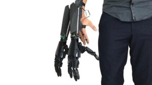 YouBionic 3D Printed Hand, Prosthetic , YouBionic,  3D Hand, sintering, 3D printing technology, human body, machine, augmented human, bionic hand